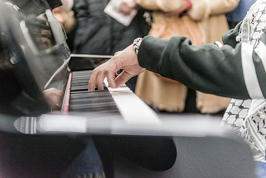 Aeham Ahmad - die Kraft der Musik