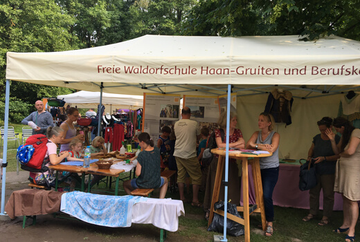 Dorffest in Haan-Gruiten